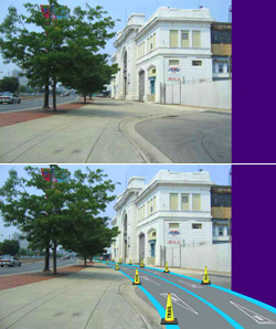 Pier 40 before & after, by CCD & WRT