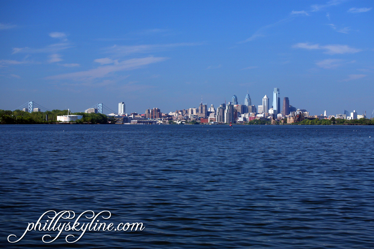 Phillyskyline Com Summer Of The Delaware