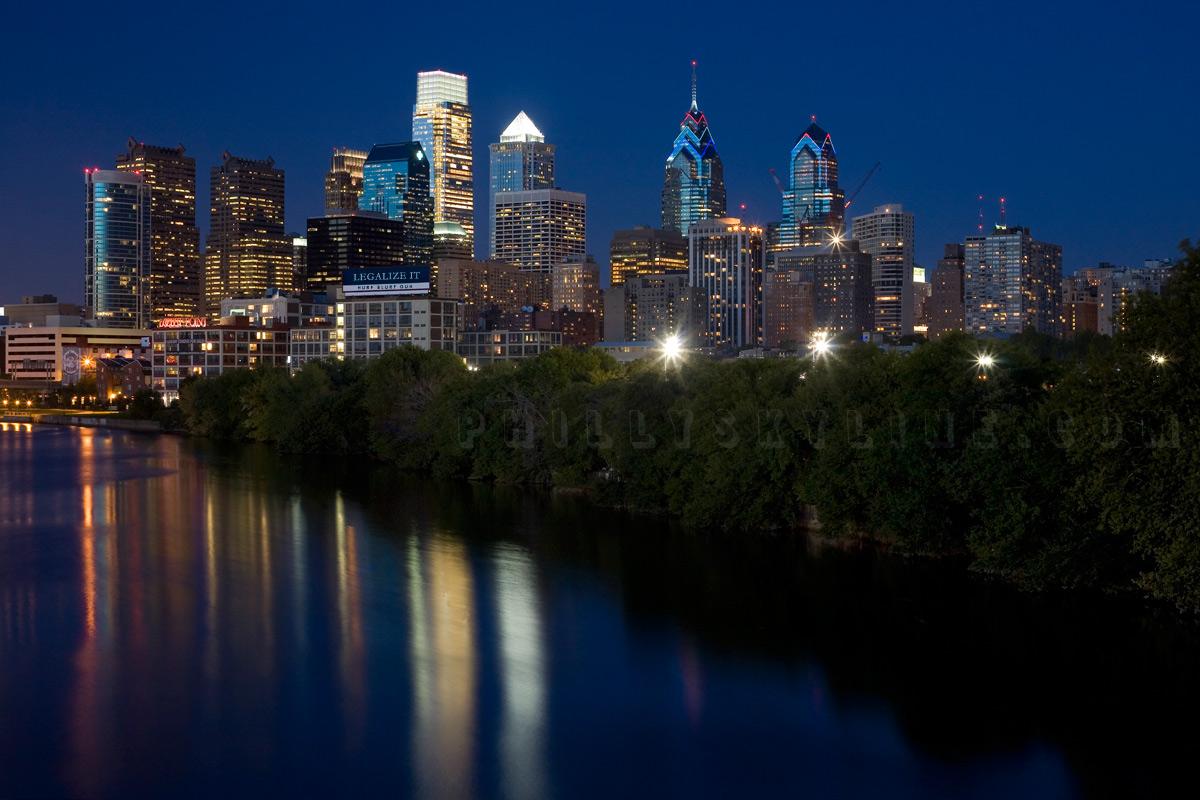 philadelphia skyline wallpaper - photo #20