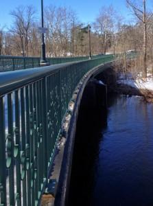 Germantown Avenue Bridge, built 2003