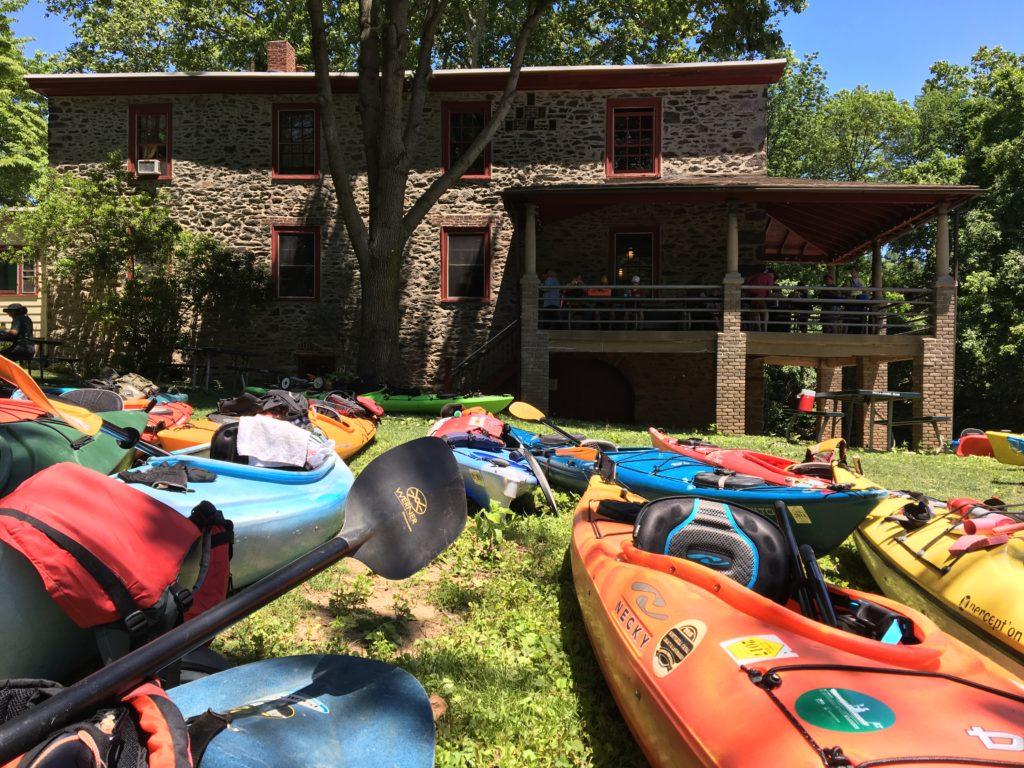 Canoe Club, pic 2.