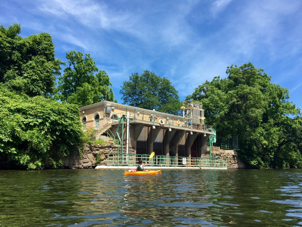Queen Lane Reservoir intake, a beaux-arts reminder that Philadelphia drinks the Schuylkill River.